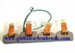 Carbon brushes Starter Bosch 12x36x19/21,carbon brush for starter,BOSCH starter carbon brush